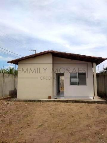 Vendo Casa do Lado da SOMBRA - R$ 69.900 - São Gonçalo do Amarante - SGA1764 - Foto 12