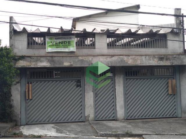 Sobrado com 4 dormitórios à venda, 102 m² por R$ 550.000 - Assunção - São Bernardo do Camp - Foto 3
