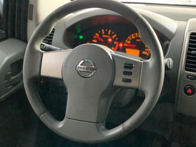 Nissan Frontier LE 2.5 4x4 Diesel Aut 2008/2009 - Foto 14