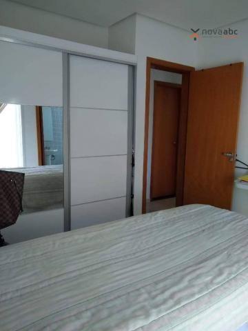Cobertura com 3 dormitórios à venda, 85 m² por R$ 610.000 - Santa Maria - Santo André/SP - Foto 10