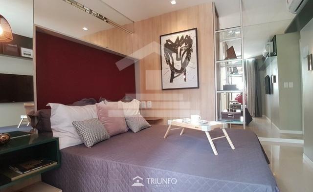 (HN) TR 12109 - Apartamento novo no Cocó com 92m² - 3 suítes - Fino Acabamento - Foto 3