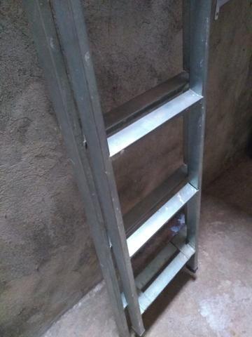 Escada sete degraus