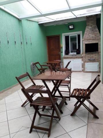 Sobrado com 3 dormitórios à venda, 137 m² por r$ 649.000,00 - vila helena - santo andré/sp - Foto 4