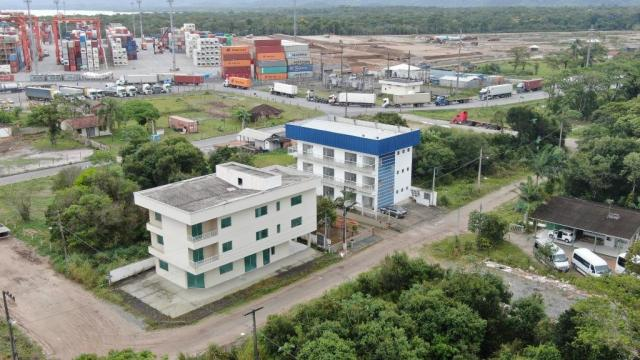 Prédio à venda, 459 m² por r$ 1.250.000 - santa terezinha - itapoá/sc - Foto 7