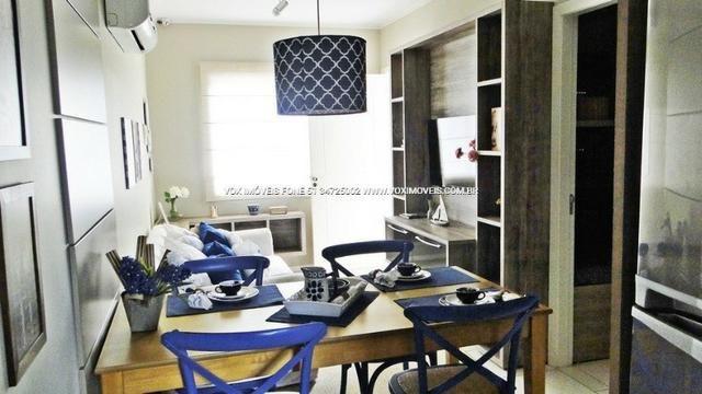 Casa 2 dormitórios em Cachoeirinha, divisa de Canoas e Esteio, Pronto - Foto 2