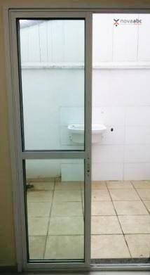 Apartamento com 2 dormitórios para alugar, 40 m² por R$ 1200/mês - Vila Floresta - Santo A - Foto 12