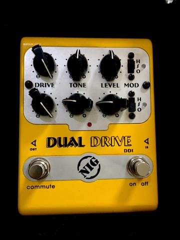 Pedal dual overdrive NIG
