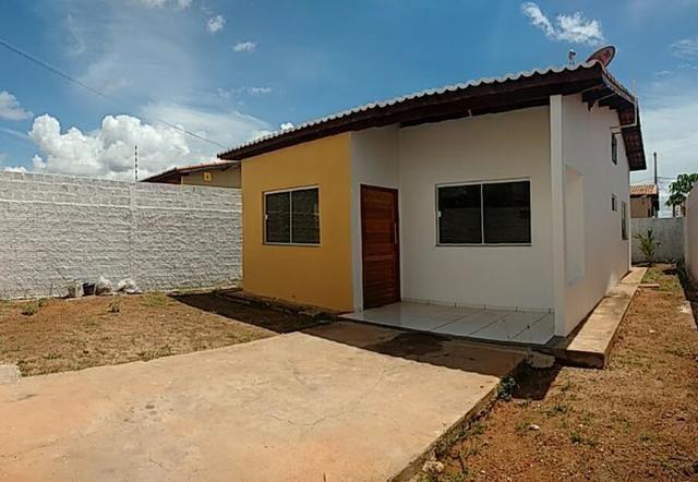 Oportunidade!!! Vendo Casa no Nova Mossoró I - R$ 85.000,00 (financia e aceita proposta) - Foto 2