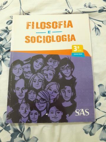 FILOSOFIA E SOCIOLOGIA- Terceiro ano ensino medio