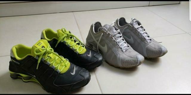 Nike shox TR4/ NZ