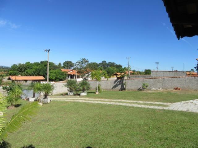 Chácara 2.000 m2 próximo a cidade via asfalto local seguro e tranq Rf. 420 Silva Corretor - Foto 5
