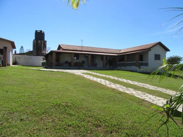 Chácara 2.000 m2 próximo a cidade via asfalto local seguro e tranq Rf. 420 Silva Corretor