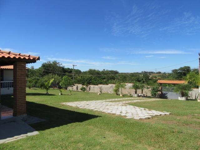 Chácara 2.000 m2 próximo a cidade via asfalto local seguro e tranq Rf. 420 Silva Corretor - Foto 3