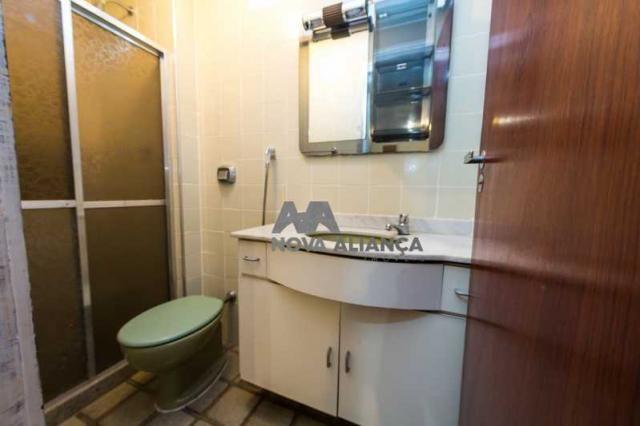 Apartamento à venda com 1 dormitórios em Tijuca, Rio de janeiro cod:NTAP10170 - Foto 14