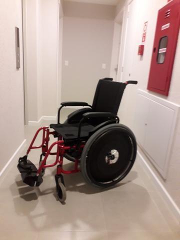 Cadeira de rodas ortobras - Foto 2