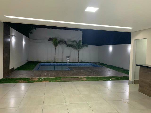 Casa nova 3quartos 3suites piscina churrasqueira rua 12 Vicente Pires condomínio fechado - Foto 14