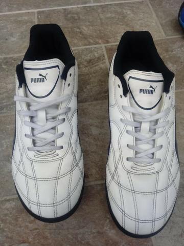 8f87ba15ac Chuteira Society Puma Clássico TT - TAM 37 - Roupas e calçados ...
