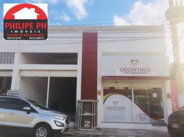 Loja Comercial Locação - 100 m² - Centro