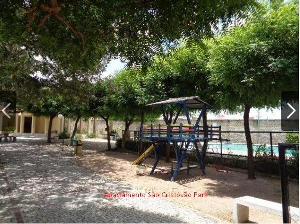 Apartamento São Cristóvão Park, Santa Izabel, Zona Leste - Foto 8
