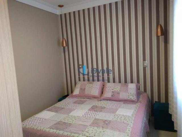 Linda casa com 3 dormitórios à venda, 86 m² por r$ 425.000 - jardim santa maria - jacareí/ - Foto 13