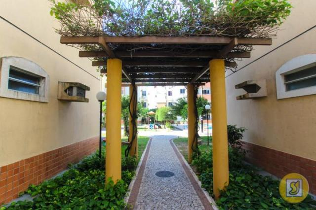 Apartamento para alugar com 2 dormitórios em Curio, Fortaleza cod:50078 - Foto 4
