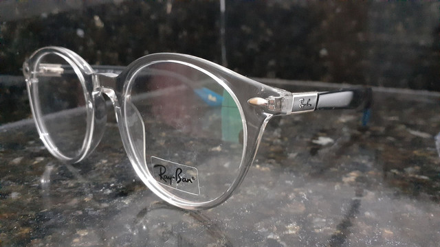 Armação de óculos de grau RayBan
