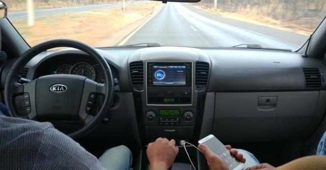 Kia Sorento 2.5 4x4 EX Diesel 170cv 08/09 - Foto 10