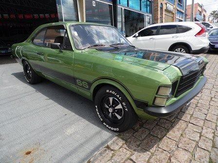 OPALA 1976/1976 4.1 SS 12V GASOLINA 2P MANUAL