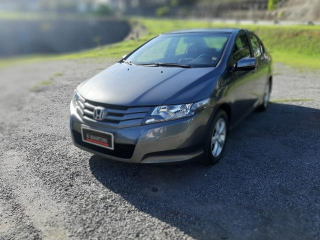 Honda City DX 1.5 aut 12/12