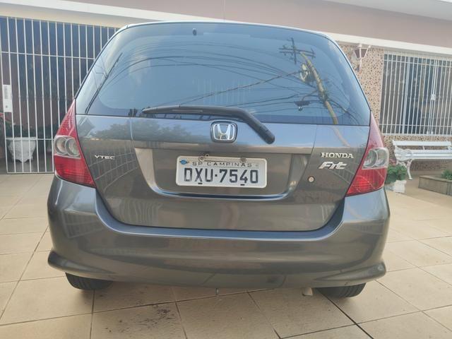 Honda Fit ex CVT - Foto 9
