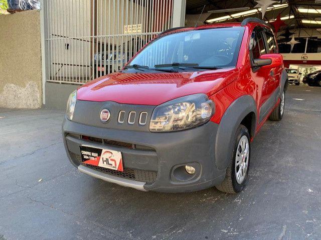 Fiat Uno Way 1.0 4p Flex - Foto 3