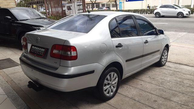 Polo sedan 1.6 2003 completo muito conservado - Foto 2