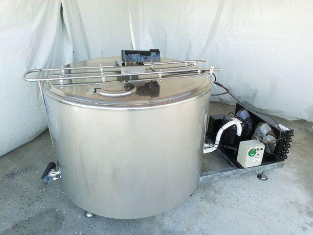 Resfriamento Tanquinho de leite Agranel 500 LITROS - Foto 2