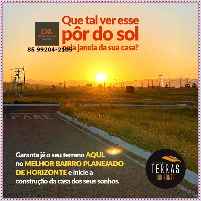 Loteamento Terras Horizonte#Adquira Já# - Foto 2