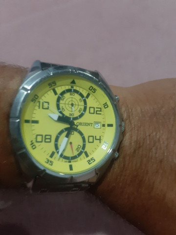 Relógio orient , vendo ou troco por( citizen ) dependendo do modelo dou diferença.