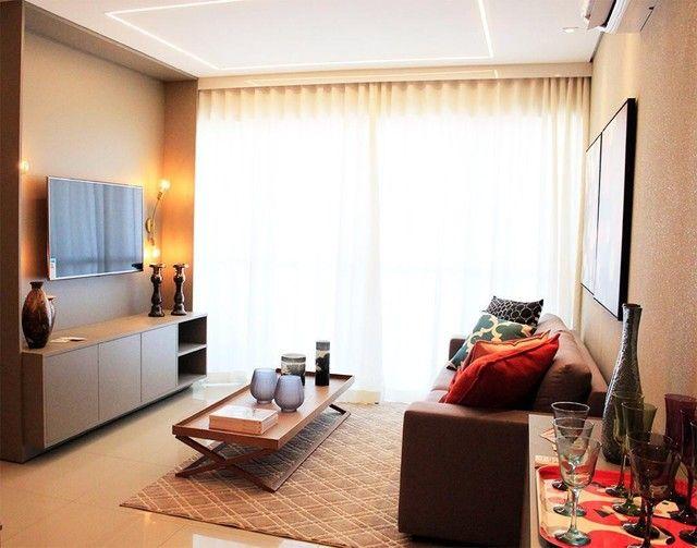 Apartamento para venda possui 107 metros quadrados com 3 quartos em Jóquei - Teresina - PI - Foto 4