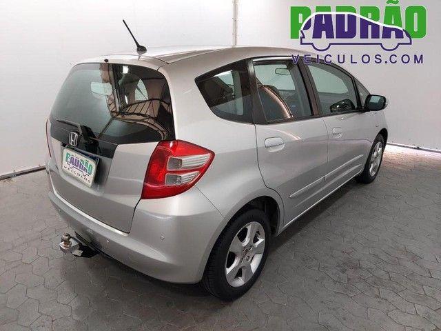 Honda Fit LX 1.4/ 1.4 Flex 8V/16V 5p Aut. - Foto 5