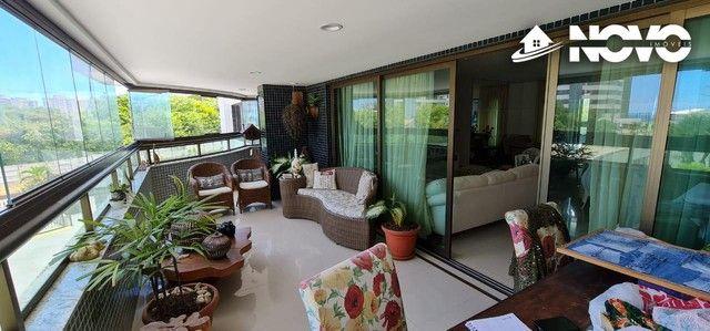 Apartamento 4 Quartos para Venda em Salvador, Patamares, 4 dormitórios, 4 suítes, 5 banhei