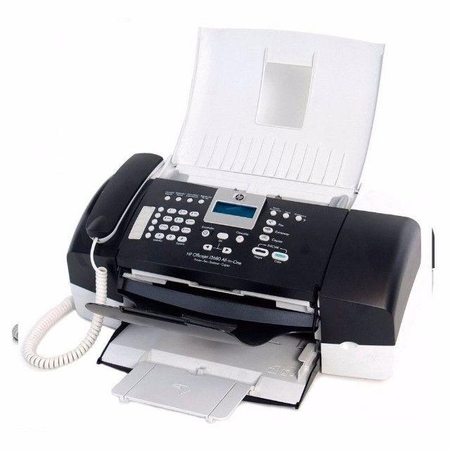 Impressora multifuncional HP  J3680