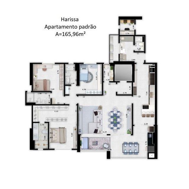 Edifício Harissa - Jardim Das Américas - Foto 17