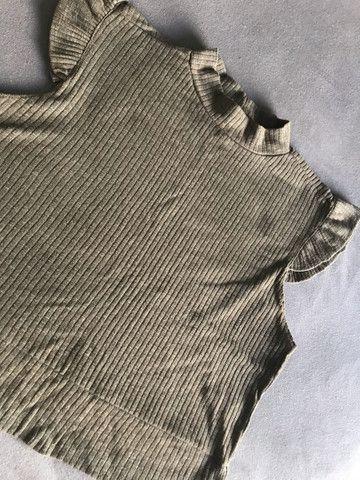 Blusas (cropped) - Foto 6