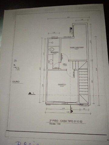 Vende-se ou troca-se um imóvel em construção.  - Foto 12