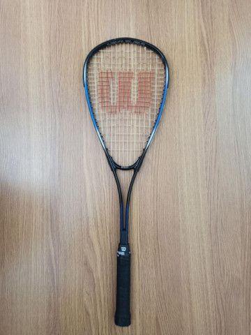 Raquetede Squash Wilson Nano Carbon