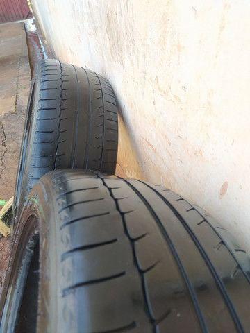 2 pneus 205/50r17 runflat (Não murcham)