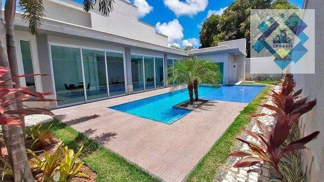 Casa com 4 dormitórios à venda, 133 m² por R$ 438.000,00 - Pedra - Eusébio/CE