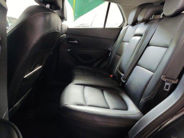 Chevrolet Tracker 1.4 16v turbo LTZ 2017 - Foto 7