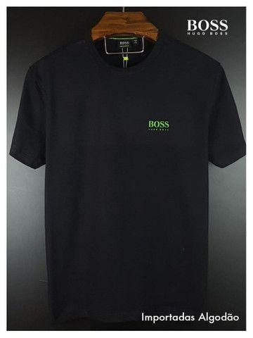 Camisas importadas algodão - Foto 3