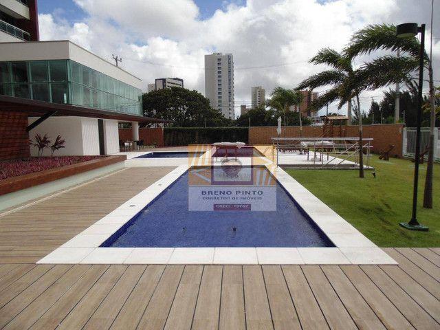 Apartamento com 2 dormitórios à venda, 72 m² por R$ 419.000,00 - Guararapes - Fortaleza/CE - Foto 2