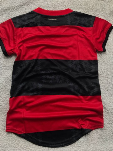 Camisa Flamengo Feminina  - Foto 3