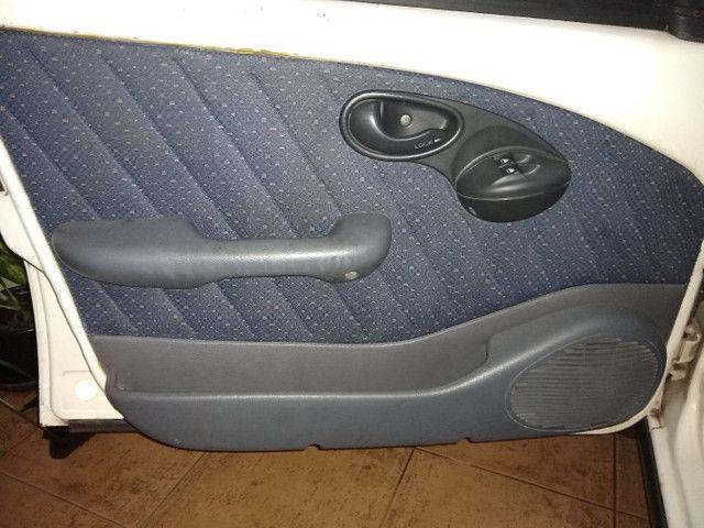 Pálio Fire MPI 1.5 - 98 álcool branco com Air Bag - Foto 8